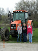 3/29/2012 - Middle School Tractor Day (Photographer: Michelle Pikaart)