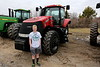 4/2/2015 - Middle School Drive Your Tractor to School Day