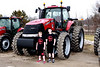 4/3/2014 - Middle School Drive Your Tractor to School Day