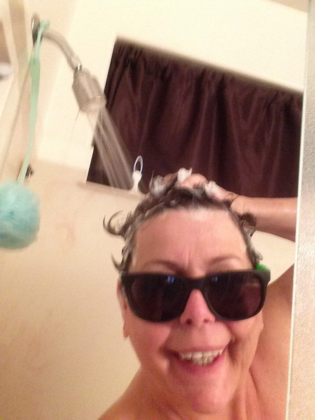 Selfie Photo Contest Winner - Lory Warren