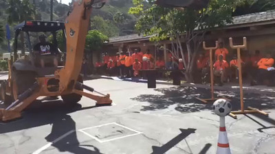 Backhoe Competition