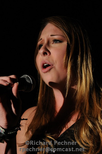 """Cayleigh Goodson (MT'11) singing """"On my Own"""" from Les Miserables"""