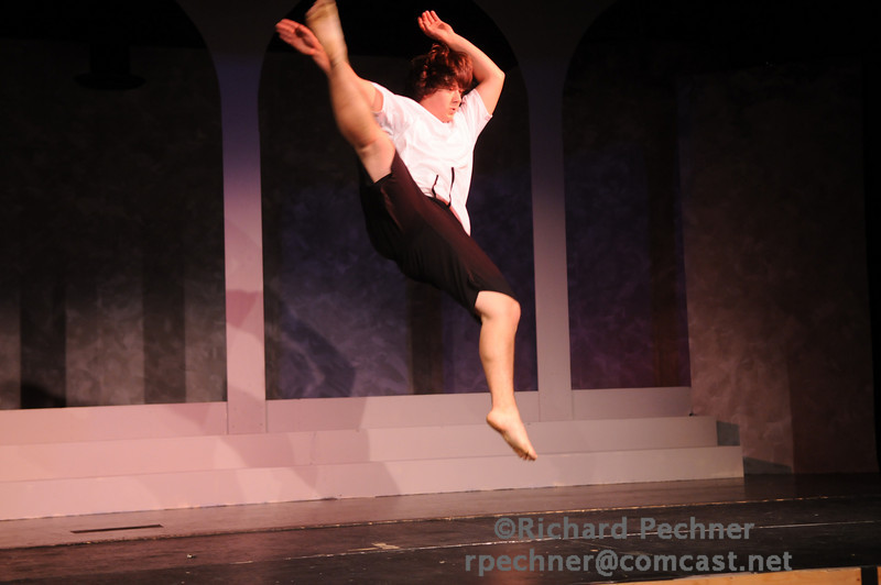 """Alex Klug-Noble (D-10) performing """"Lonelilly"""" by Damien Rice with Coreography be Helen Estrella"""