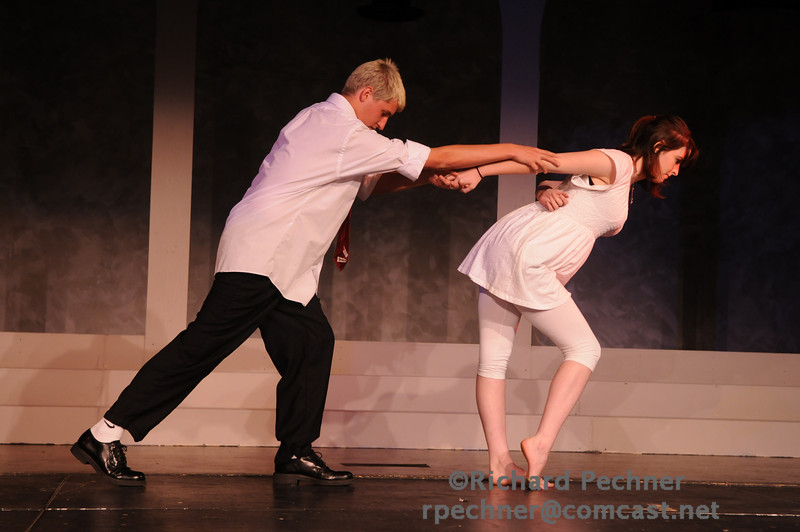 "Dominic Williams (MT'11) & Aislinn Monahan (CW'10) dancing ""Deception"" from the CD ""Chasing Pavements"" by Adele"