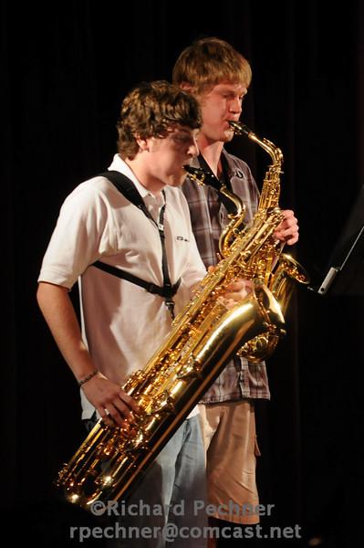 Ian Marci (IM'11)and Charles Murray (IM'11)