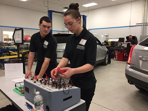 MSADA High School Automotive Competition - 2017