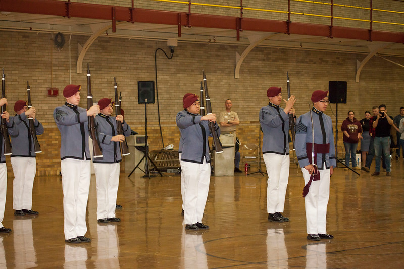 Norwich University Drill Team