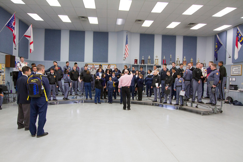 Chorus Practice