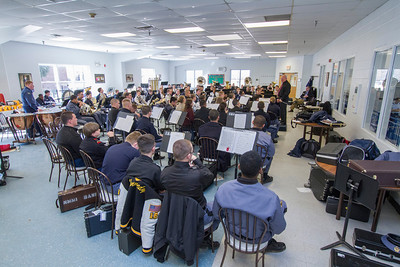 Concert Band Practice