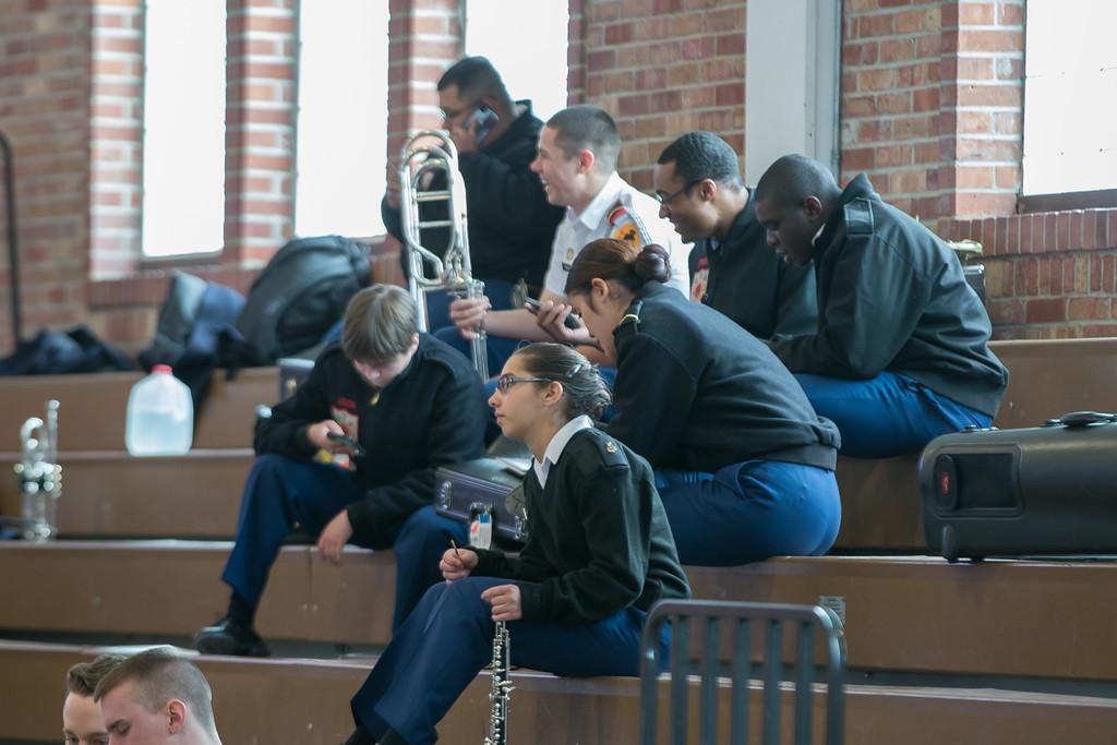 Concert Band Practice #1