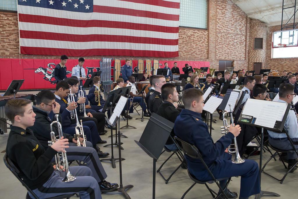Concert Band Practice #2