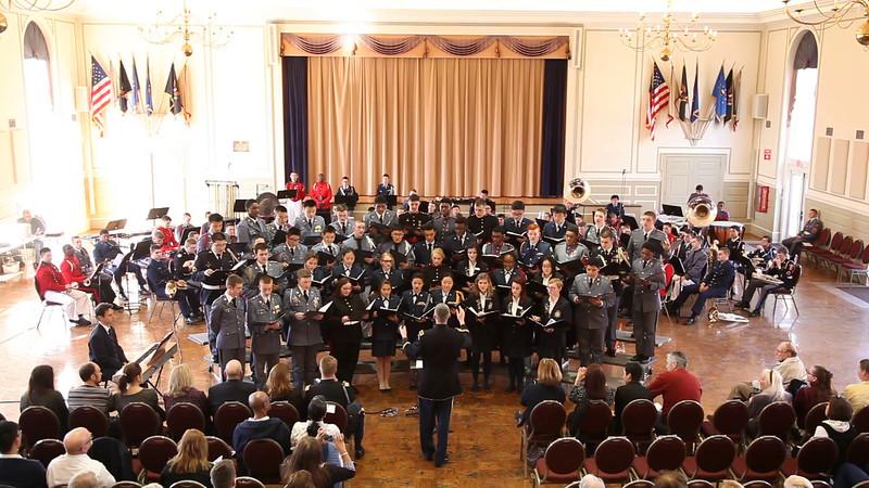 Chorus Performance Videos