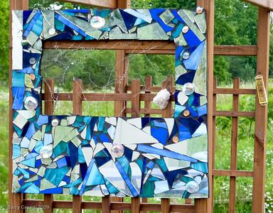 Arbor Entrance. 20090705-Kavanah Garden-40