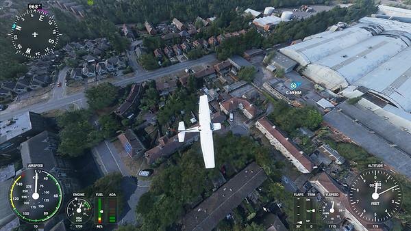 MSFS, Microsoft Flight Simulaor - Sat 22/08/2020@20:38