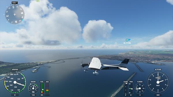 MSFS, Microsoft Flight Simulaor - Sun 23/08/2020@15:51