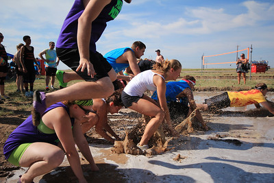 Mud Volleyball 2012