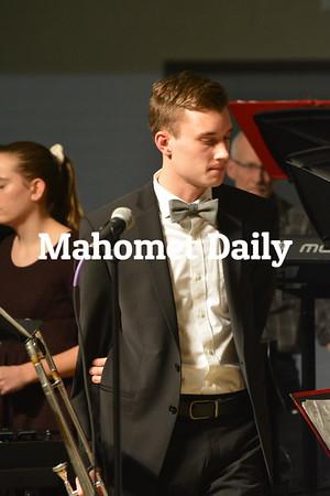 MSHS Jazz Band 2018