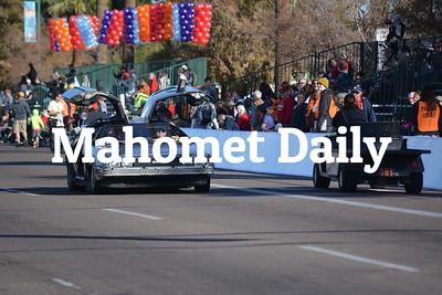 MSHS Marching Band Fiesta Bowl Parade