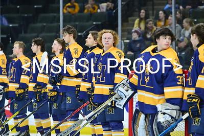 Boys Hockey Class A 19-20