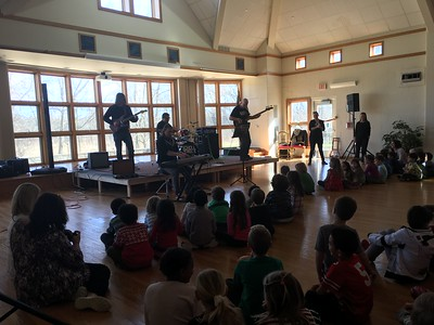 History of Rock and Roll presented by School of Rock Highwood