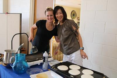 Spirit Week 2017 - Pajama Day Pancake Breakfast