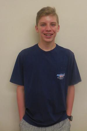 Winston Anderson - Swim Helper