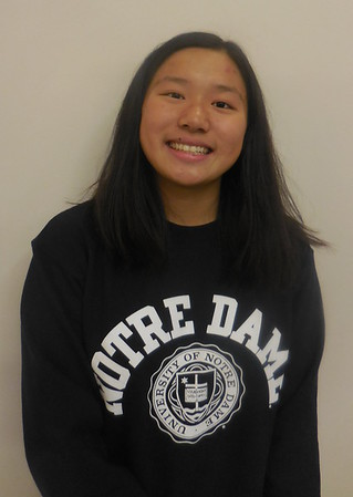 Hannah Liu - Swim Helper