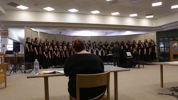 MSN Choir Contest-March 2016
