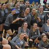 Coleman won its first district title since 2001 Thursday, Nov. 3, 2016, as it defeated Beal City in five sets. MIPrepZone Photos by Nate Schneider.