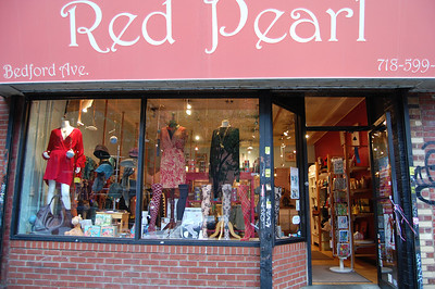 Red Pearl Clothing & Gifts, Williamsburg, Brooklyn