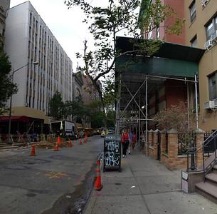 Scaffolding-Quiet Construction