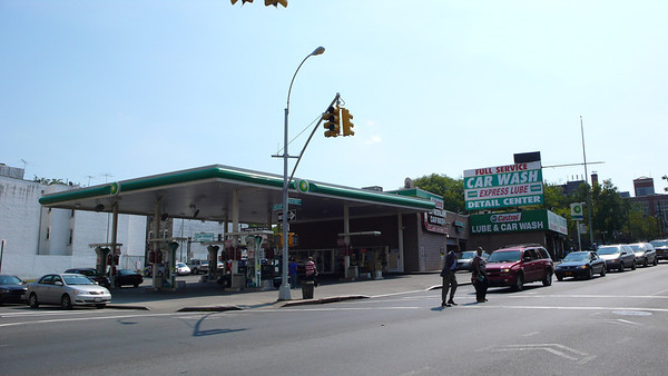 Castrol Crown Heights