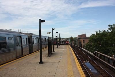 Train Station 18th St. @ McDonald Ave