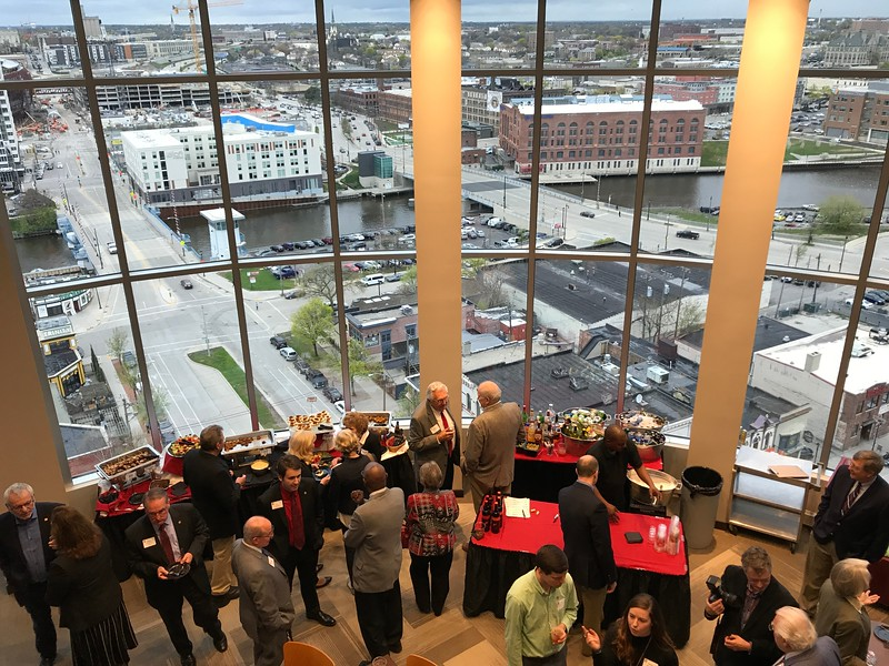 MSOE Presidential Inauguration Reception in Grohmann Tower