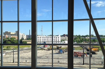 2012–'14 MSOE Athletic Field and Parking Structure Construction