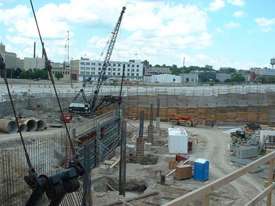 2003-07-13 MSOE Kern Center Construction
