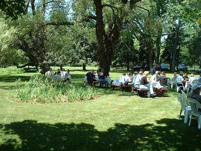 2003-07-12 MSOE Alumni Lunch @ Humphrey House