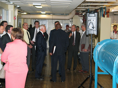 2003-09-10 Governor Doyle's Visit to MSOE