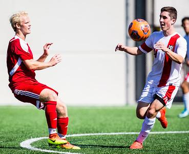MSOE Men's Soccer vs. Rose-Hulman (2-0 W)