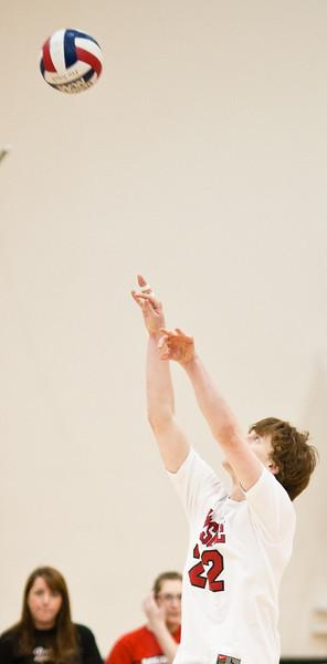 2010-03-27 MSOE Men's Volleyball vs. Fontbonne
