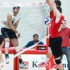MSOE Men's Volleyball vs. Cardinal Stritch (3-0 W)