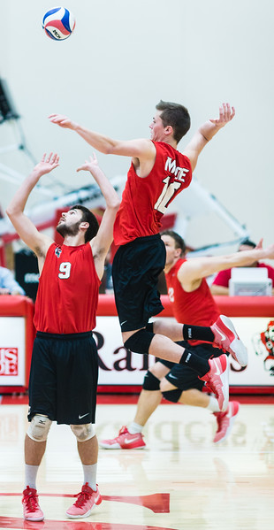 MSOE Men's Volleyball vs. Cardinal Stritch (3-0 W)