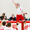 MSOE Men's Voleyball vs. Carthage (1-3 L)