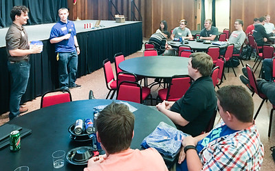 MSOE CE Industry/Student/Alumni Networking event sponsored by QuadTech