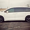 Our Chrysler Pacifica MPV for individuals or small groups