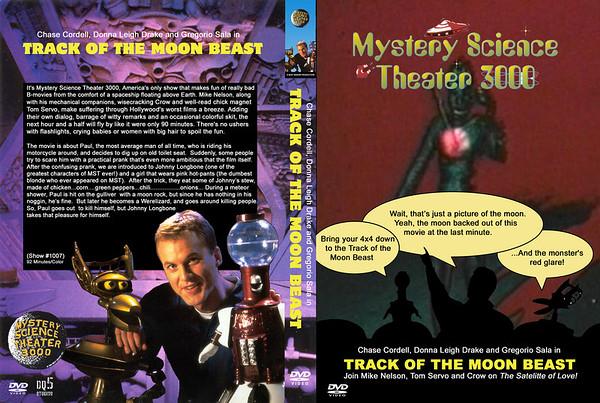 MST3K DVD Covers