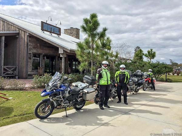 Lunch at OK Corral Gun Club