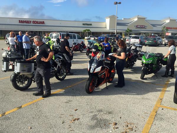 Clewiston, Florida Brunch Ride