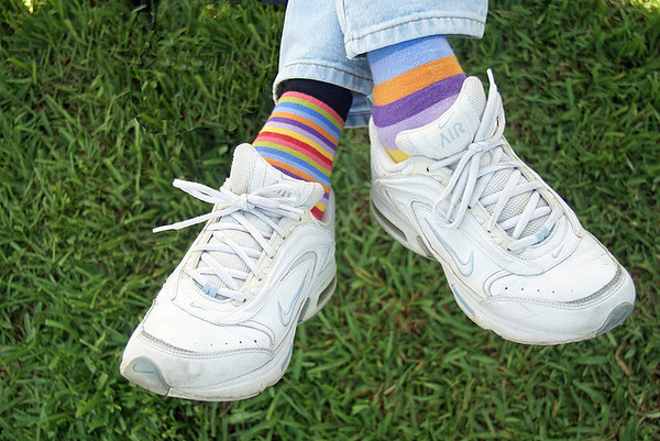 Dianne Park's Feet