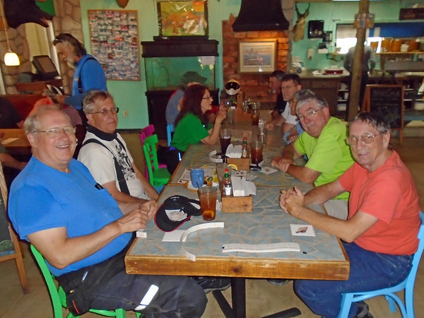 May RTE at Lightsey's Okeechobee, FL